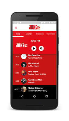 JOKE FM App Google Play Store