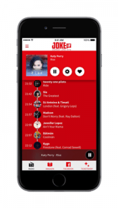 JOKE FM App - Apple Store