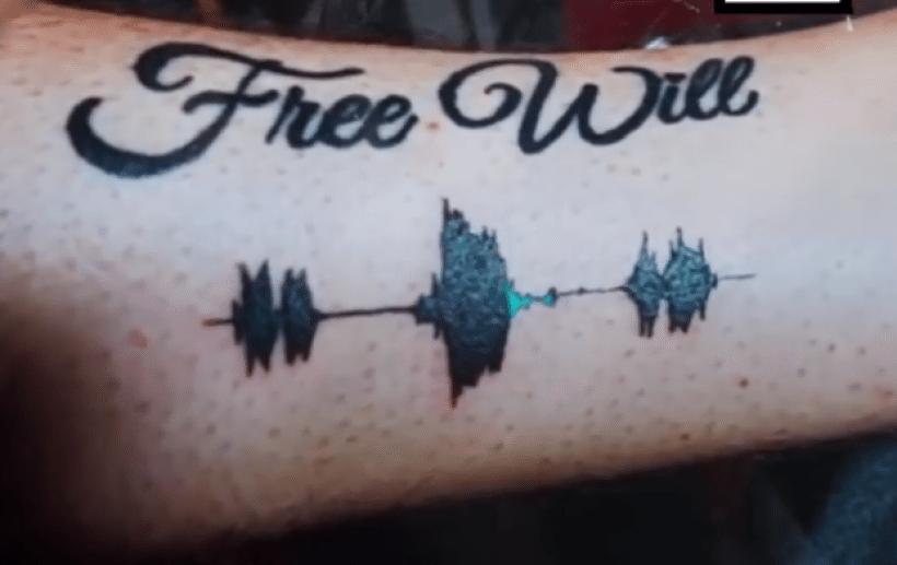 Musik-Tattoo