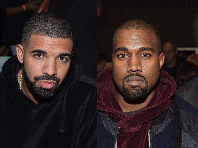 Drake und Kanye West