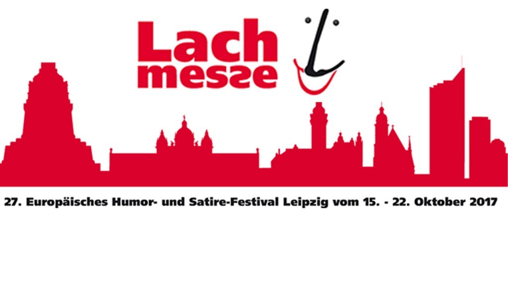 Lachmesse Leipzig