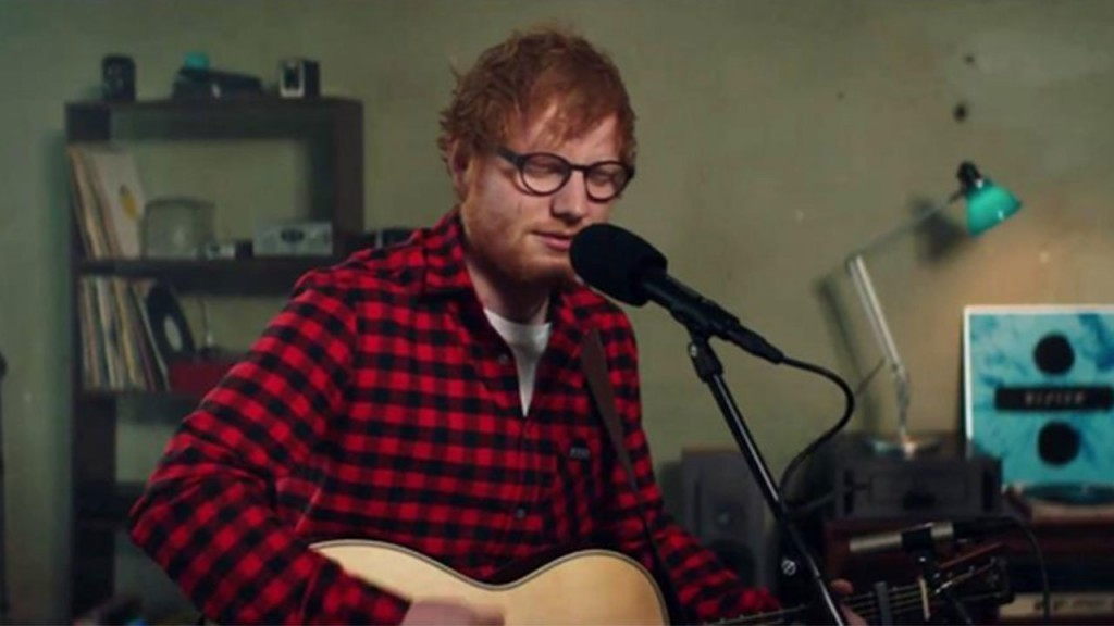 Ed Sheeran neues Single