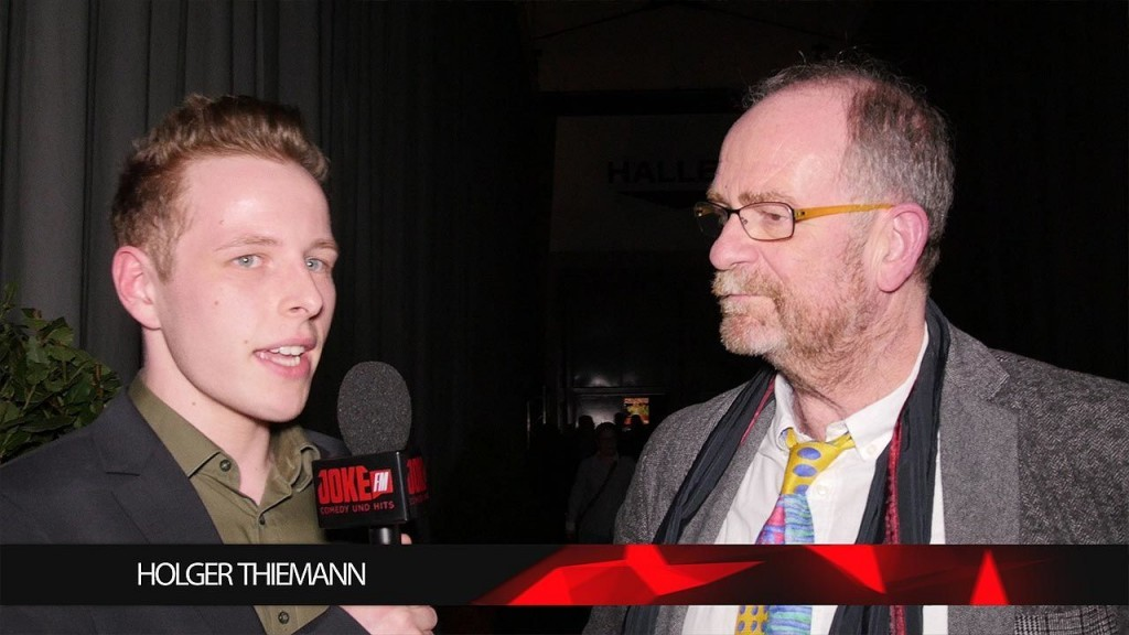 Holger Thiemann im Interview