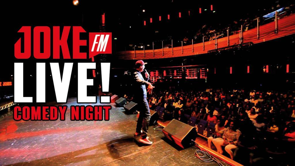 JOKE FM Comedy Night