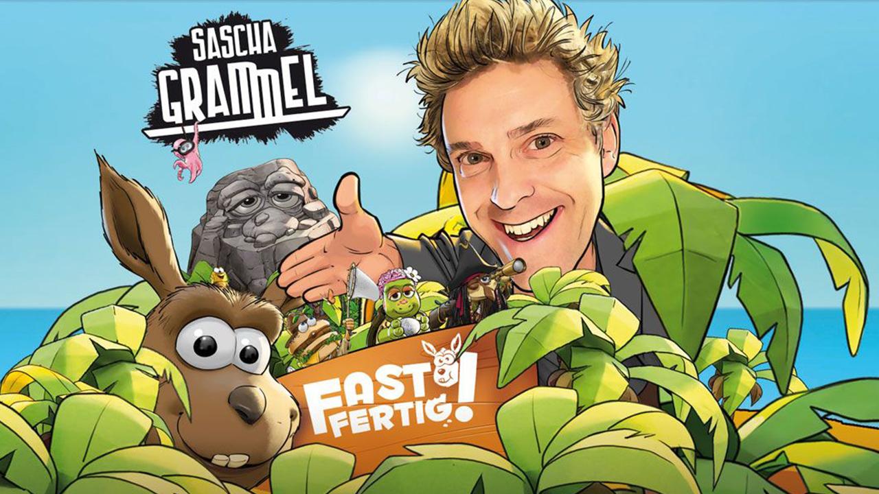 Sascha Grammel Gewinnspiel