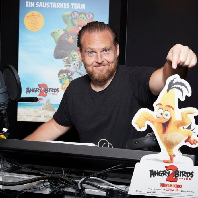 Angry Birds 2 - DER FILM Axel Stein