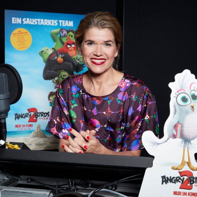 Angry Birds 2 - DER FILM Anke Engelke