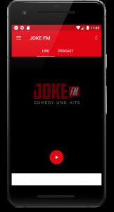 JOKE FM Android App