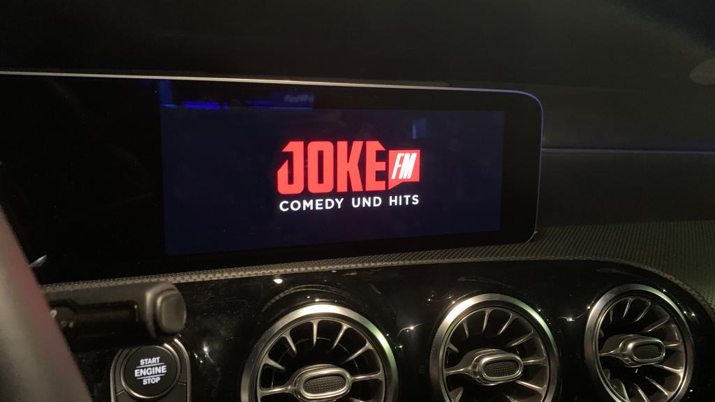 JOKE FM Logo DAB+